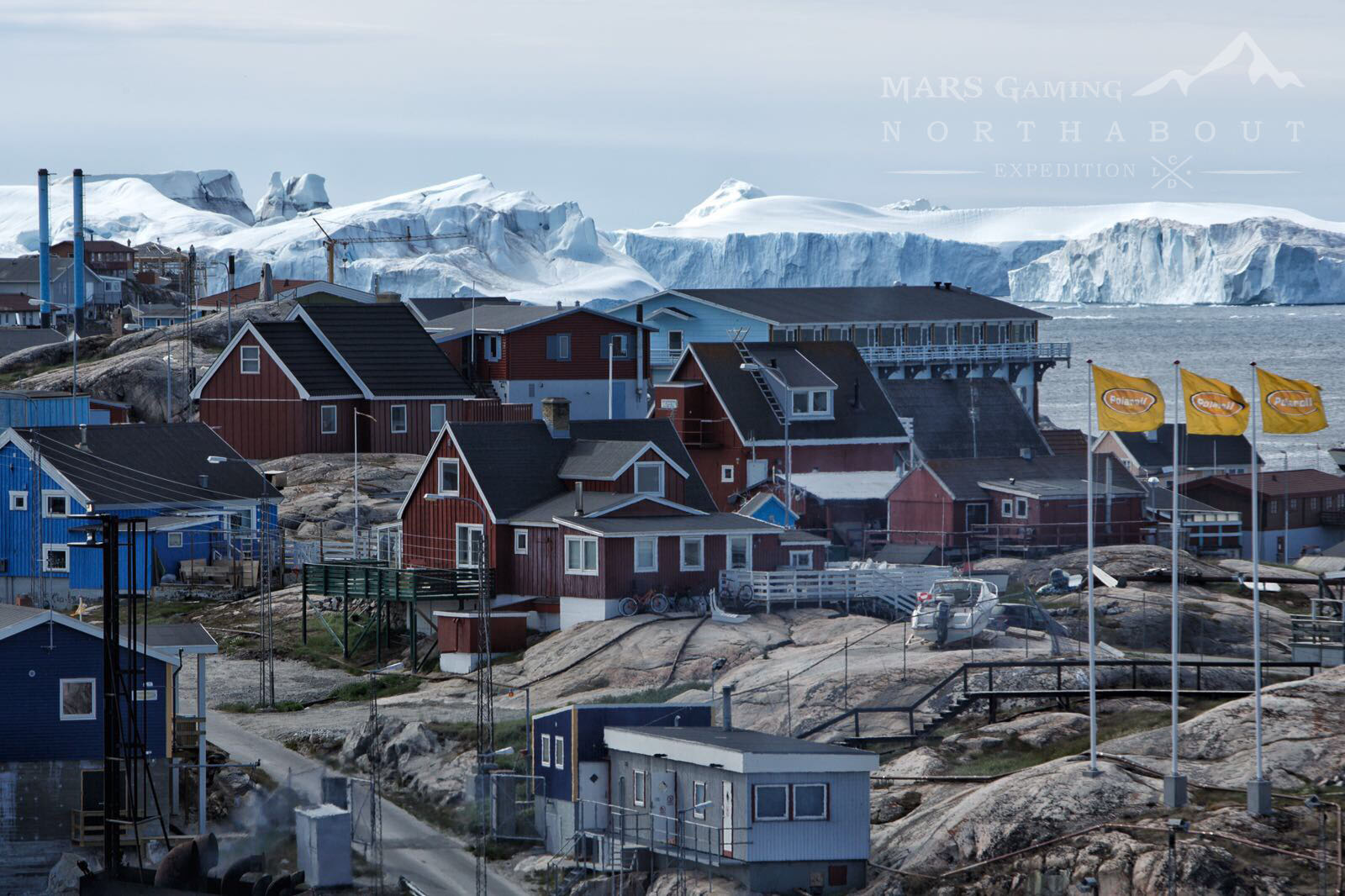 Ilulissat Mars Gaming Northabout Expedition