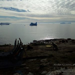 Upernavik Mars Gaming Northabout Expedition