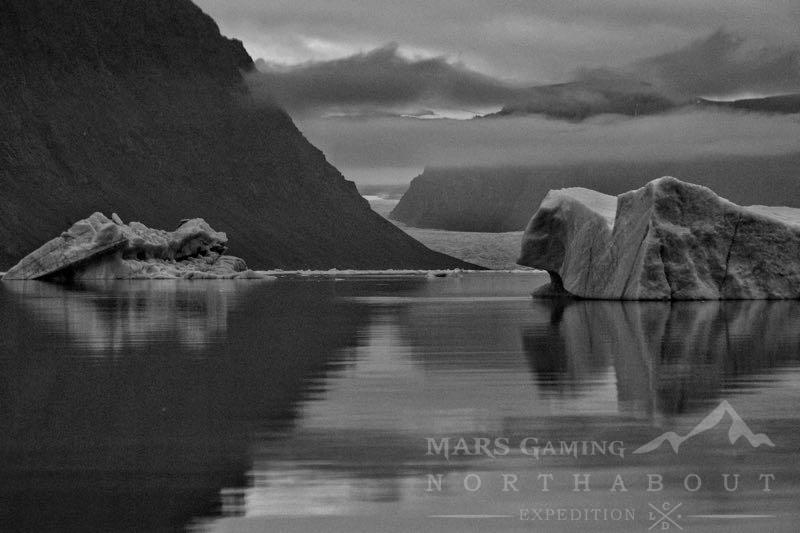 Paisaje Groenlandia