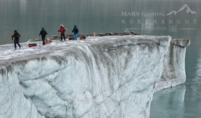 Iceberg de la Isla de Ellesmere
